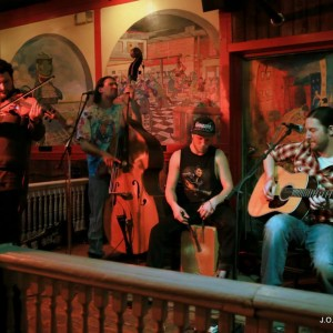 Primo Ganso - Americana Band in Syracuse, New York
