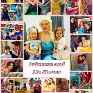 Princess and Me Shows - Princess Party in Miami, Florida