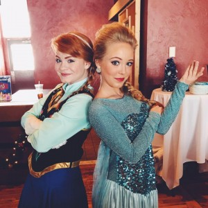 Springfield's Elsa & Anna - Princess Party / Children's Party Entertainment in Springfield, Missouri