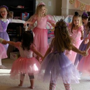 Princess Ballerina Parties - Princess Party in Grand Rapids, Michigan