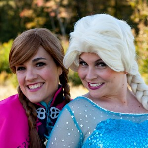 Princess Characters for Childrens' Parties - Children's Party Entertainment in Greenville, South Carolina
