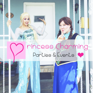Princess Charming Parties - Princess Party in Miami, Florida