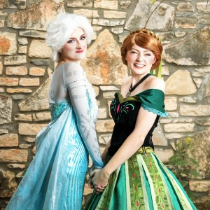 Princess & Co. - Princess Party / Interactive Performer in Austin, Texas
