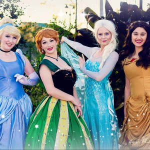 Princess Enchantment - Princess Party in Port St Lucie, Florida