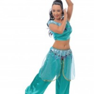Princess Jasmine Belly Dance Parties