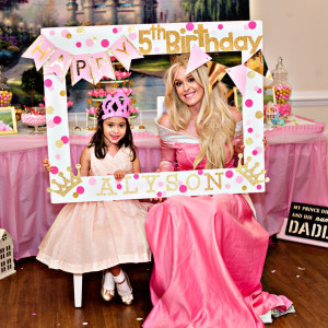 Princess Parties by Heidi