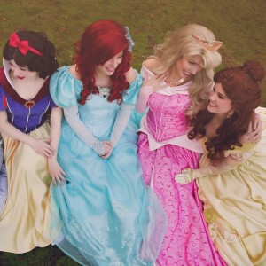 Seattle's Princesses - Face Painter / College Entertainment in Seattle, Washington