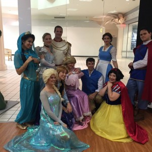 Princess Parties by Phoenix Entertainment - Princess Party in Orlando, Florida