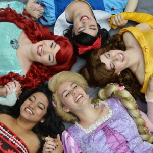 Princess Parties of North Carolina - Princess Party / Holiday Entertainment in Burlington, North Carolina