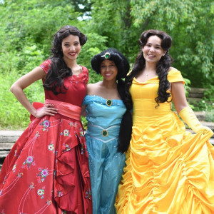 Princess Party Characters - Children's Party Entertainment / Arts & Crafts Party in Chicago, Illinois