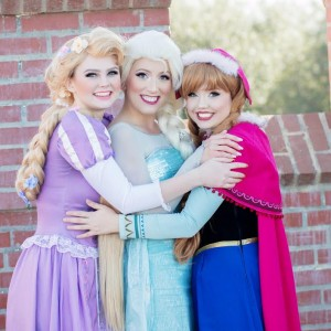 Princess Party People - Impersonator / Corporate Event Entertainment in Modesto, California