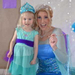 Princess Power Parties - Princess Party / Children's Party Entertainment in Portland, Oregon