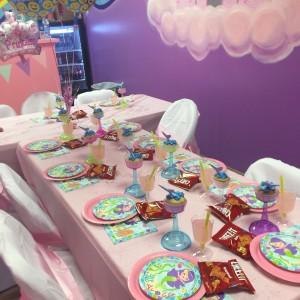 Princess Spa Parties & Characters