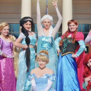 Princess Wish Parties - Princess Party in Arlington, Virginia