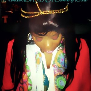PrincessDi AKA Samantha Blue - Hip Hop Artist in New York City, New York