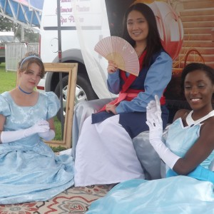 Princesses on a Mission - Princess Party / Children's Party Entertainment in Windsor, North Carolina