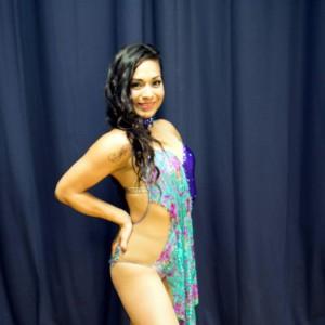 Priscila Cortez - Latin Dancer in Santa Ana, California