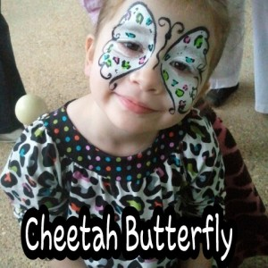 Prissy Paintbrush - Face Painter / Princess Party in Jackson, Mississippi