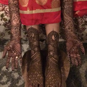 PritiHennaArt - Henna Tattoo Artist in Mission Viejo, California
