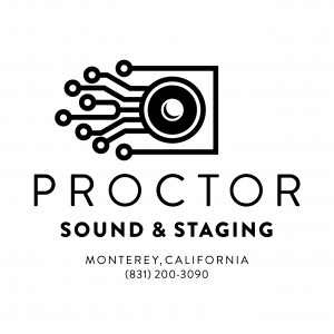 Proctor Sound Productions - Sound Technician in Monterey, California