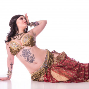 Elle - Professional Atlanta Bellydancer - Belly Dancer in Atlanta, Georgia