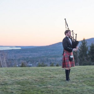 Graeme Blackman - Bagpiper in Boston, Massachusetts