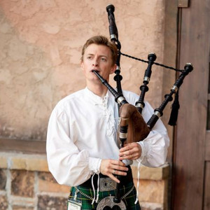 Christopher Johnson, Professional Bagpiper - Bagpiper in North Salt Lake, Utah