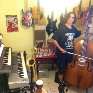 Professional Bass Player for Hire - Bassist in Tampa, Florida