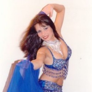 Professional Belly Dancer by Marta