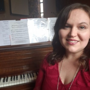 Janna Hall - Professional musician - Pianist in Appleton, Wisconsin
