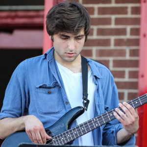 Professional Electric Bassist For Hire - Bassist / Indie Band in Detroit, Michigan