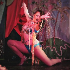 Jezabelle Von Jane - Variety Entertainer / Burlesque Entertainment in Easton, Pennsylvania