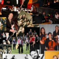 Professional Event Entertainment - String Quartet / Top 40 Band in San Francisco, California