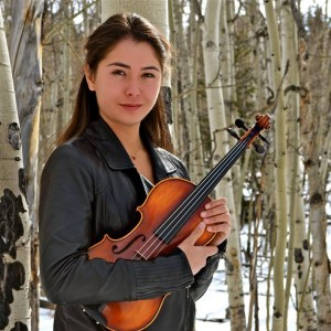 Julia Shizuyo Popham -- Musician - Violinist in Golden, Colorado