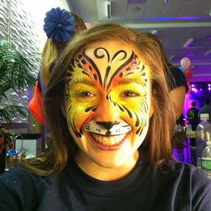Professional Face Painter - Face Painter / Caricaturist in Irvine, California