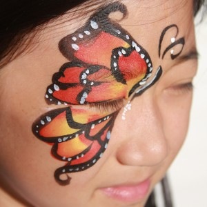 Professional Face Painting - Face Painter / Outdoor Party Entertainment in Livingston, New Jersey