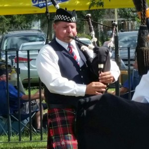 Professional Piping services - Bagpiper in London, Ontario
