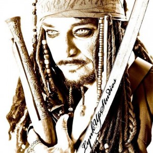 Professional Pirates of SW Fla - Johnny Depp Impersonator in North Fort Myers, Florida