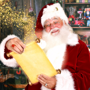 Santa Claus, Professional Portrayals of - Santa Claus / Storyteller in Coldwater, Mississippi
