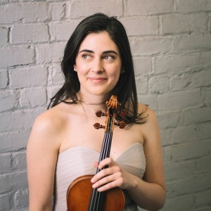 Professional Violinist Maggie - Violinist in Boston, Massachusetts