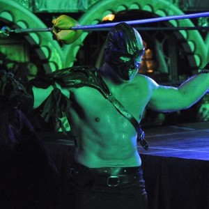 Professional Wrestler - Stunt Performer in San Diego, California
