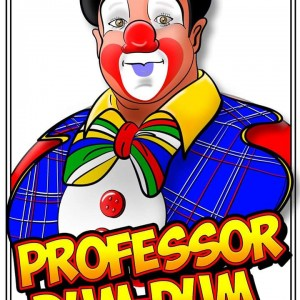 Professor Dum-Dum - Clown in Orion, Illinois