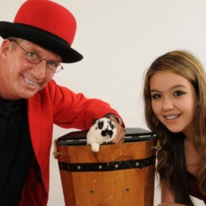 Professor Hughdini - Children's Party Magician in Houston, Texas