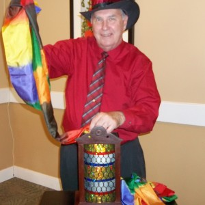 Professor Rhinestone - Comedy Magician in Port St Lucie, Florida