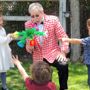 Professor Rich the Magician - Children's Party Magician / Comedy Magician in San Diego, California