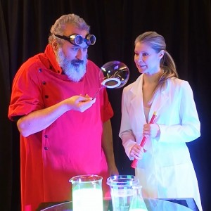 Professor Suds - Bubble Entertainment / LED Performer in College Station, Texas