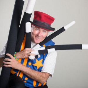 Professor Whizzpop - Magician / Children's Party Magician in Asheville, North Carolina
