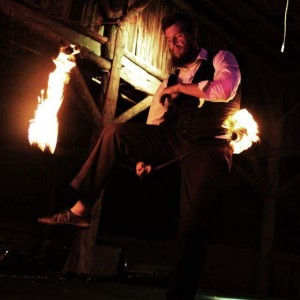 Prometheus Arts - Fire Performer in Louisville, Kentucky