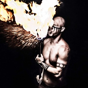 Prometheus Poi - Fire Performer in Billings, Montana