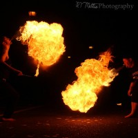 Promethium - Fire and Sideshow Entertainment! - Fire Performer in Augusta, Georgia